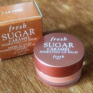 NIB FRESH CARAMEL HYDRATING LIP BALM 2g